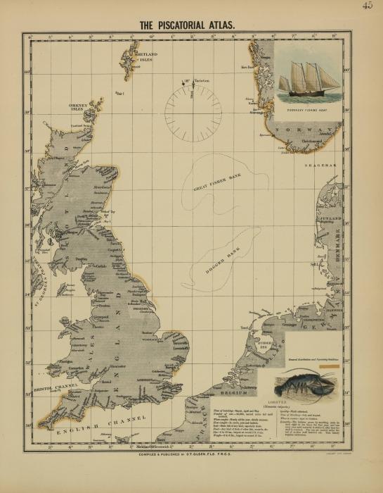 Olsen (1883, map 45)