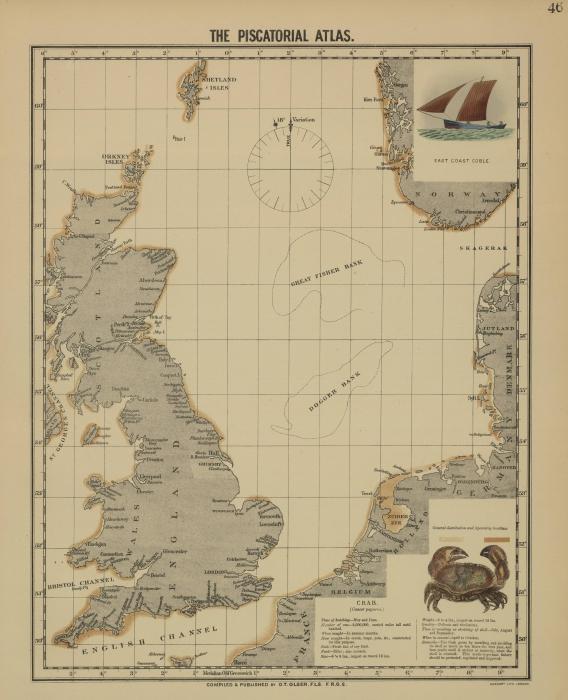 Olsen (1883, map 46)