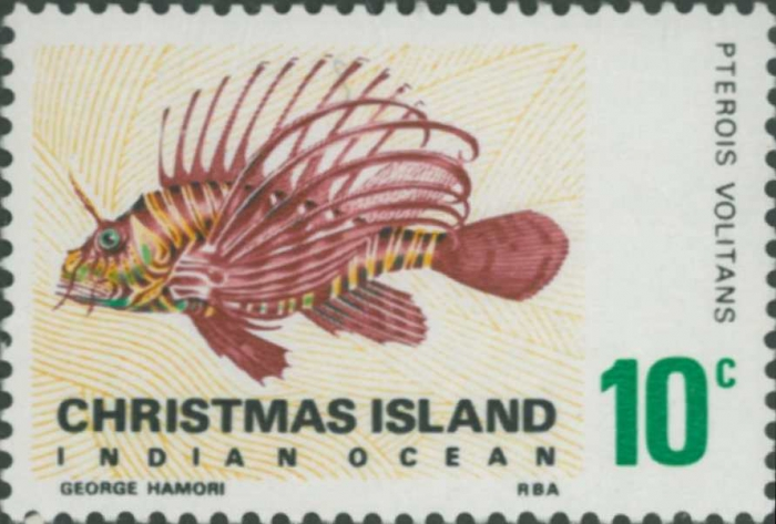 Pterois volitans