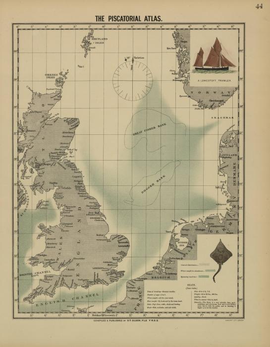 Olsen (1883, map 44)