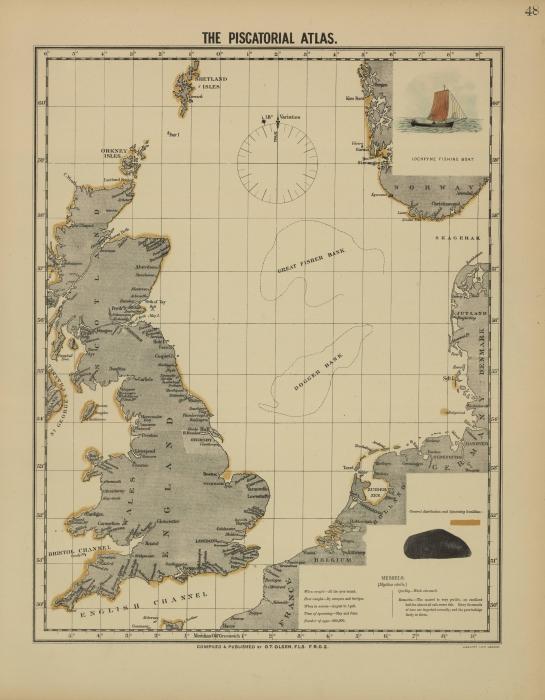 Olsen (1883, map 48)