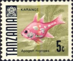Apogon nigripes