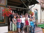 Workshop on Chemical Ecology of Plankton, July 2008 Lithuania