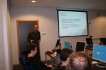 Training Workshop II (19-21 November 2008)