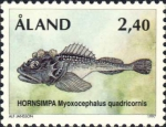Myoxocephalus quadricornis