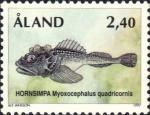 Myoxocephalus quadricornis