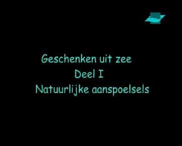 VLIZ website: Belgian marine and coastal habitats: Coastal zone