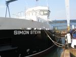 R/V Simon Stevin