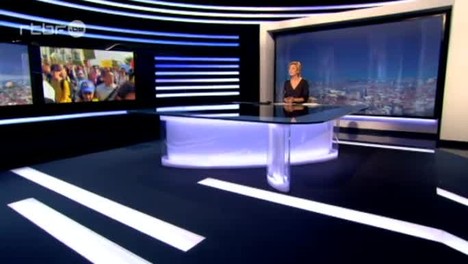 WoRMS on Belgian television (in french)