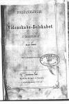 Title page Boeck, 1865
