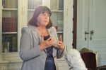 European Commissioner for Research and Innovation, M�ire Geoghegan-Quinn
