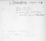 Scan taken from personal notes of H. Nouvel stored at CNRS La Rochelle (France) by Jean Paul Lagardere.
