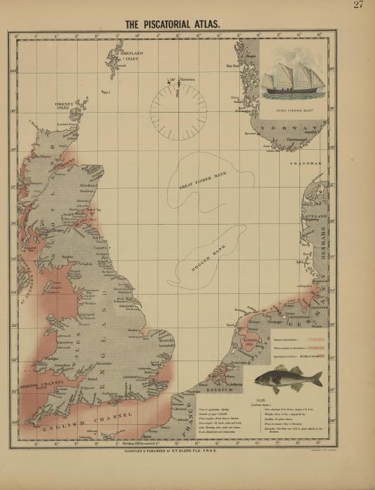 Olsen (1883, map 27)
